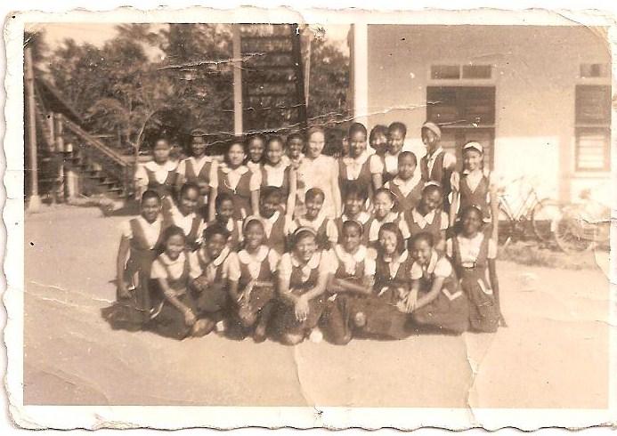 St. Louiseschool foto