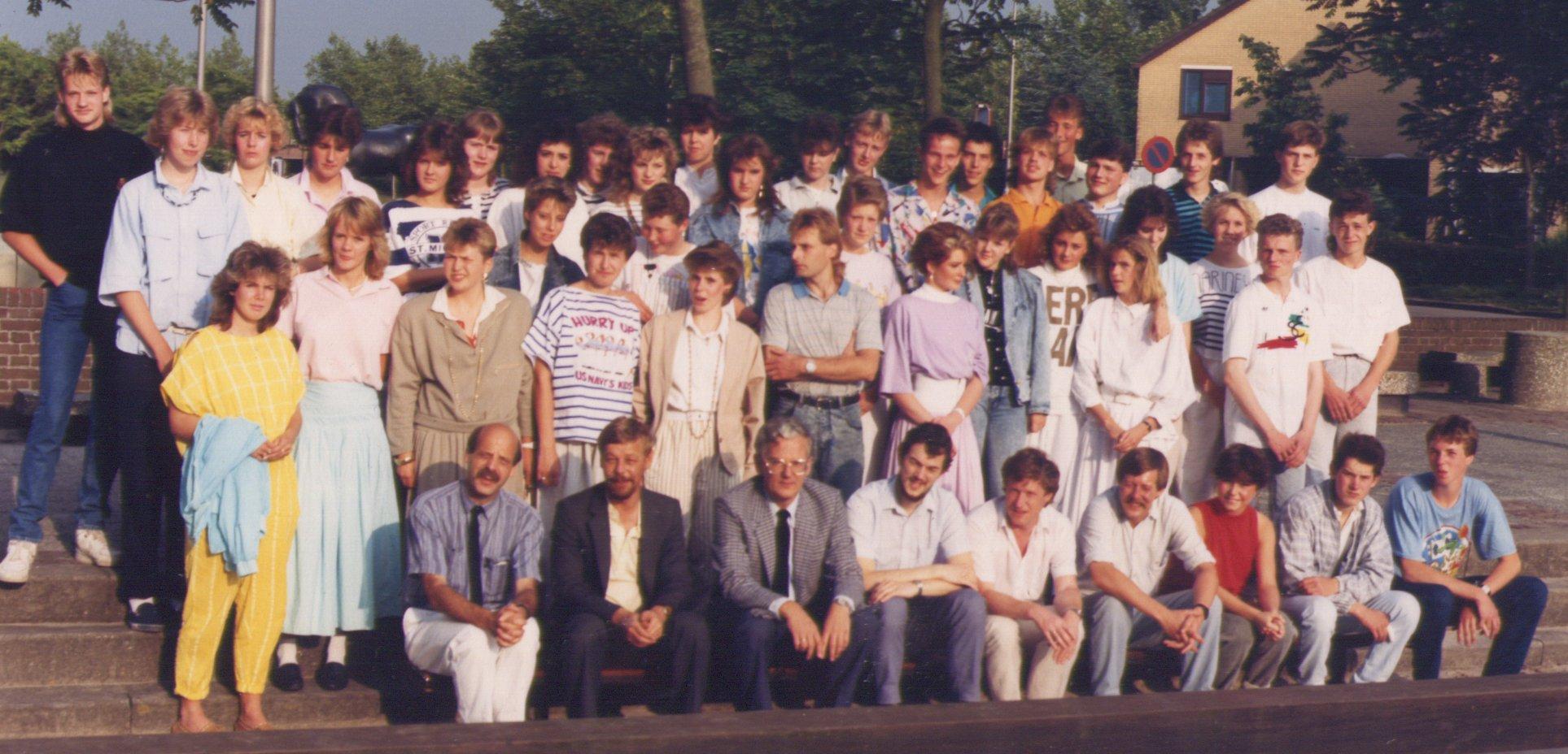 Chr. Scholengemeenschap Buitenoord foto