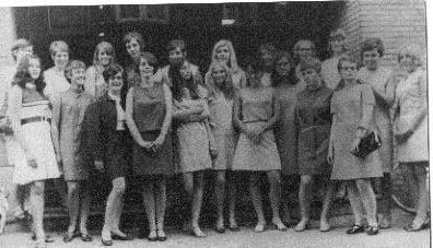 Chr. Nijverheidsschool foto