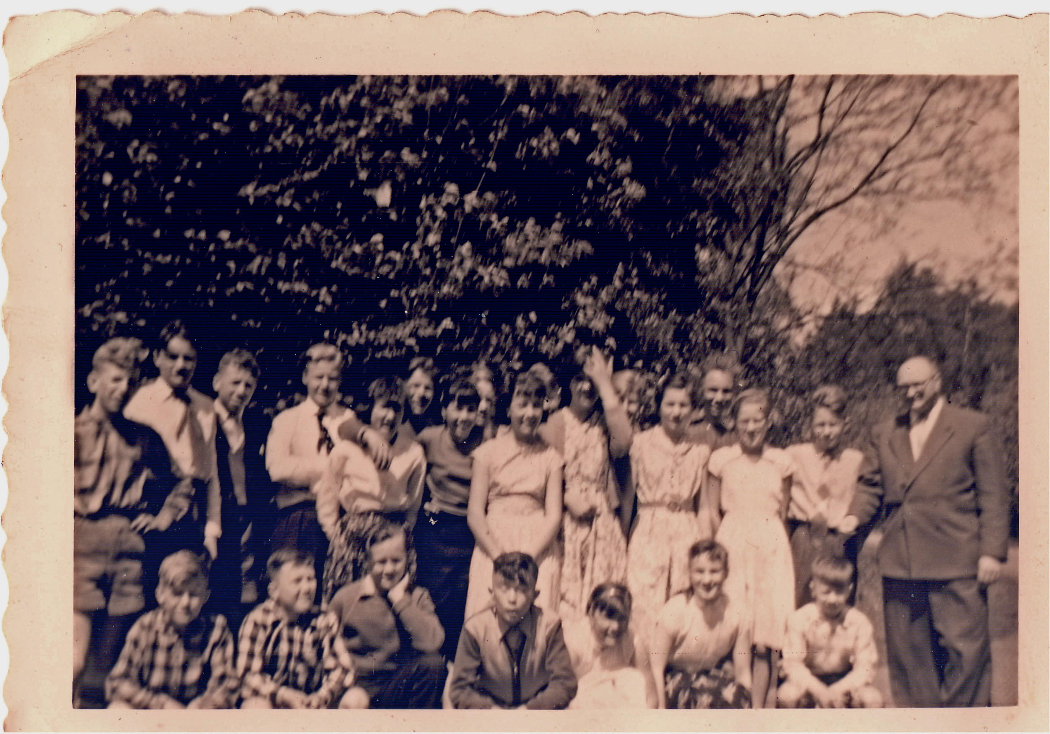 Openbare (M)ULO-school foto