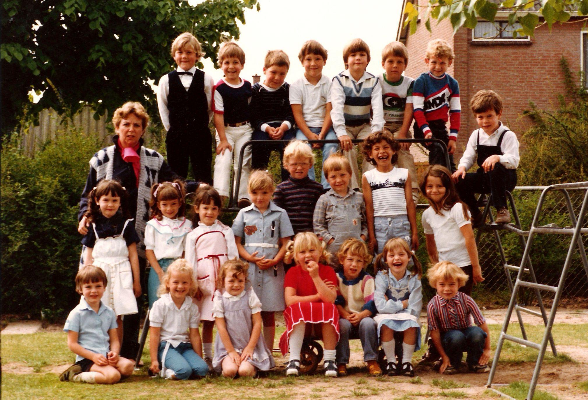Kleuterschool Dreumesland foto