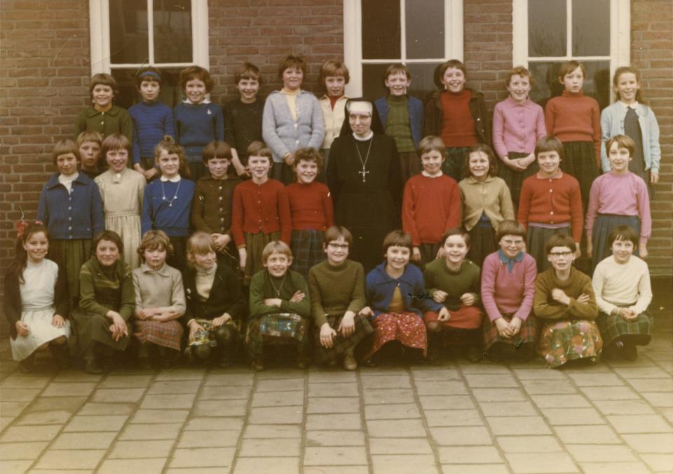 Sint Bernadette foto