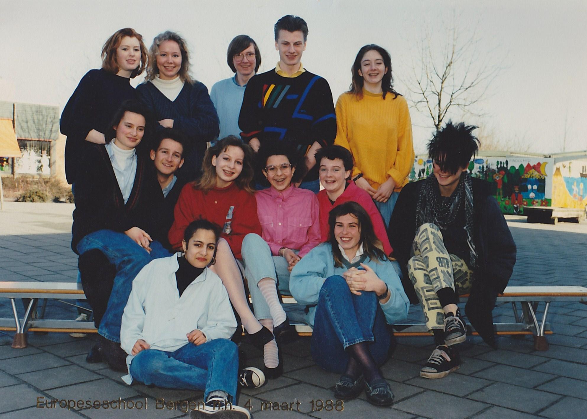 Europese School Bergen foto