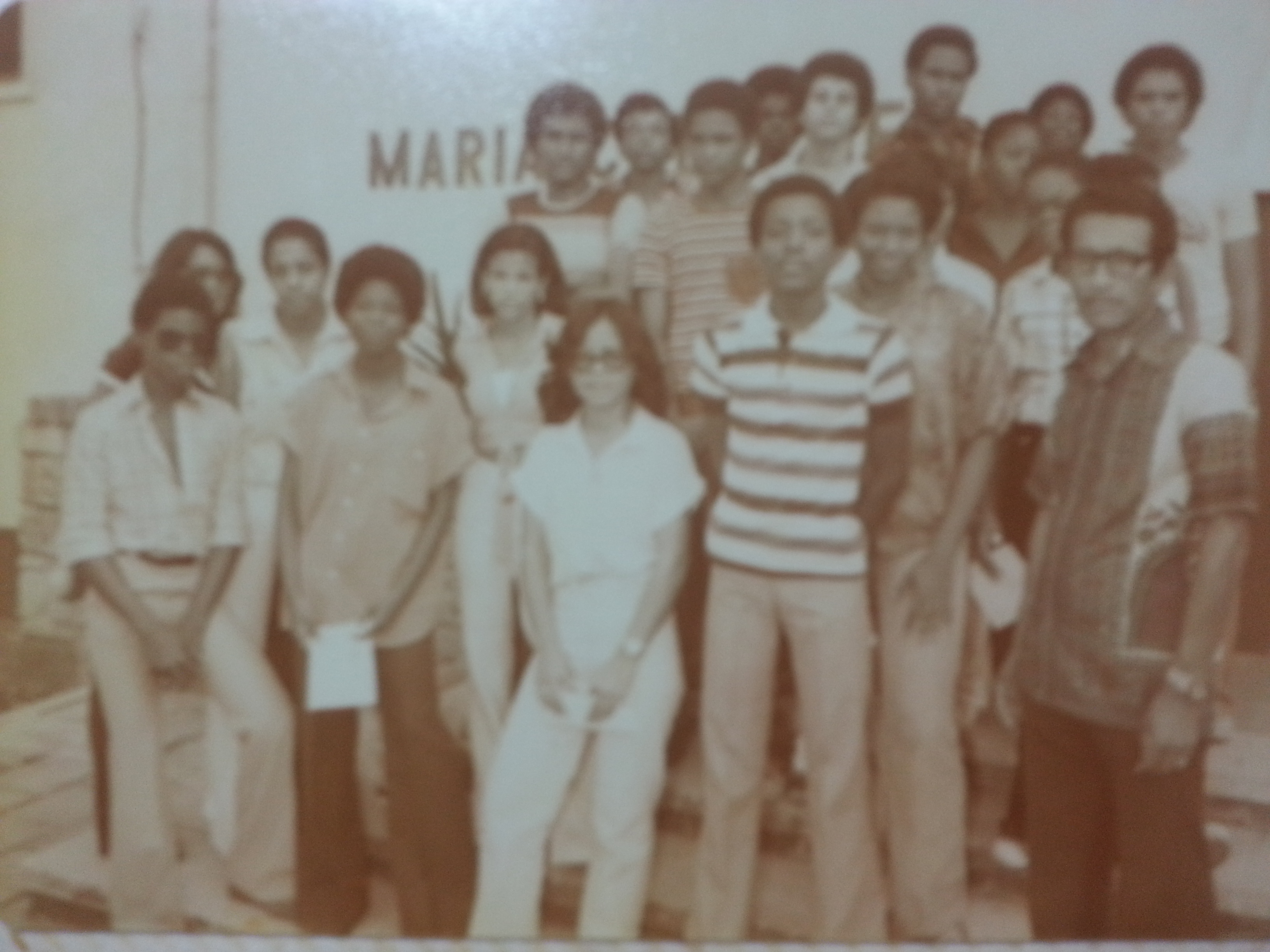 Maria College (MULO) foto
