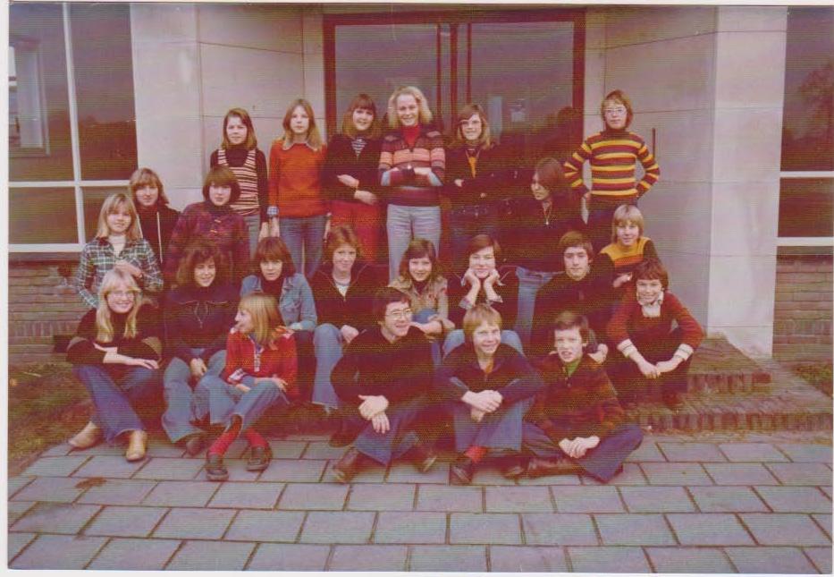ICHTHUS school voor M.A.V.O foto