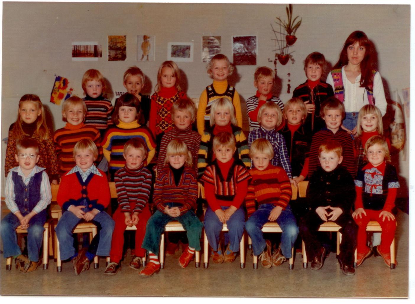 Albert Plesmanschool foto