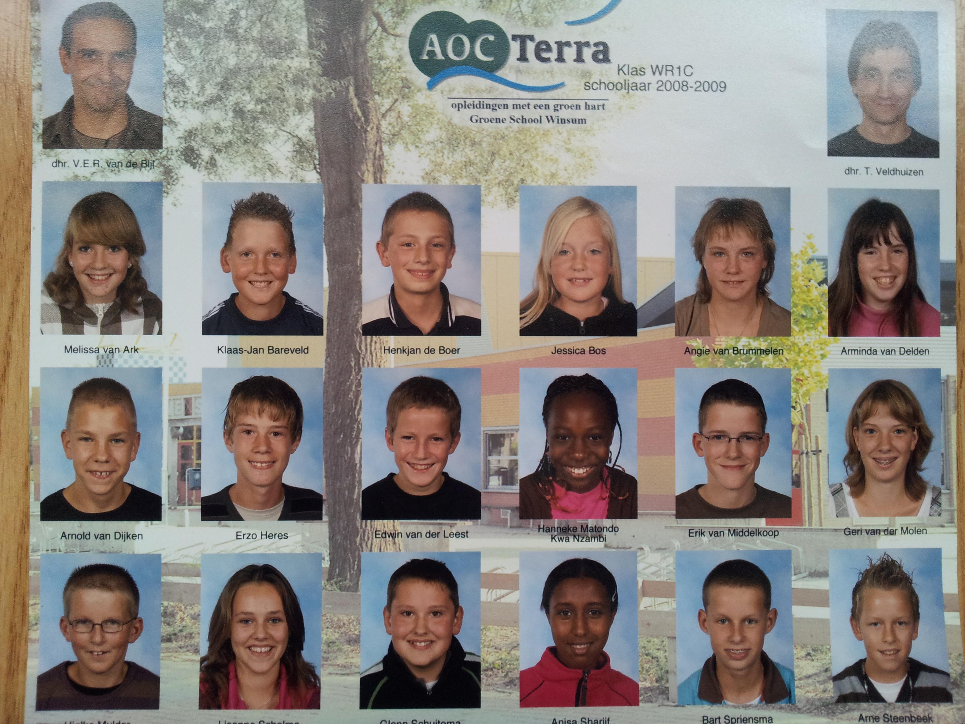 AOC Terra / Groene School foto