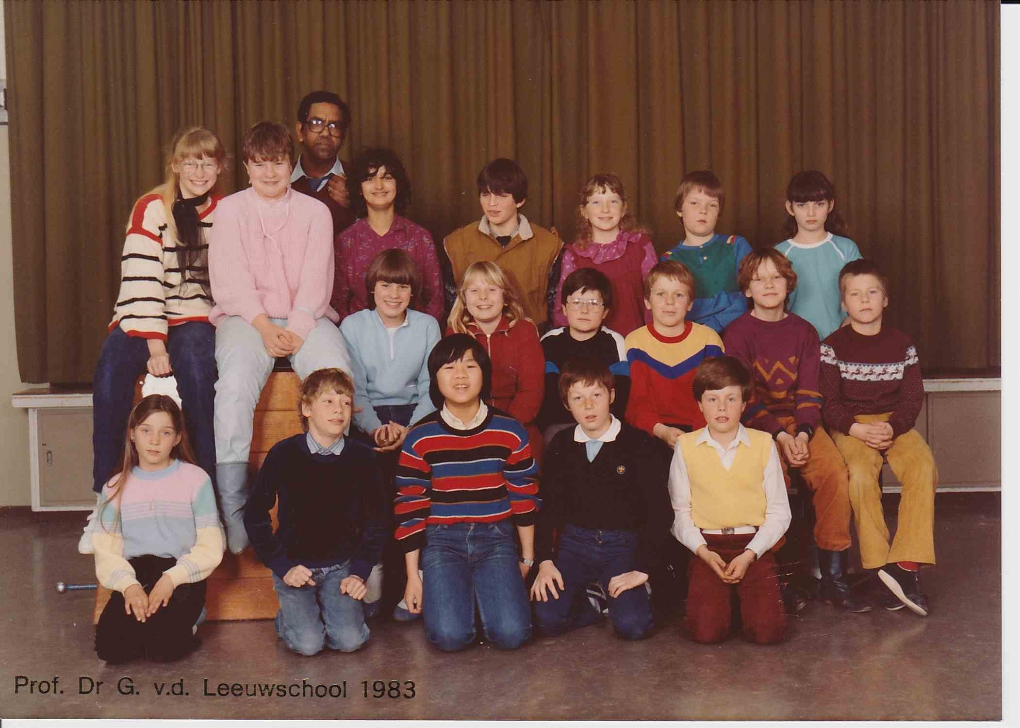 OBS Prof. Dr. G. v.d. Leeuwschool foto