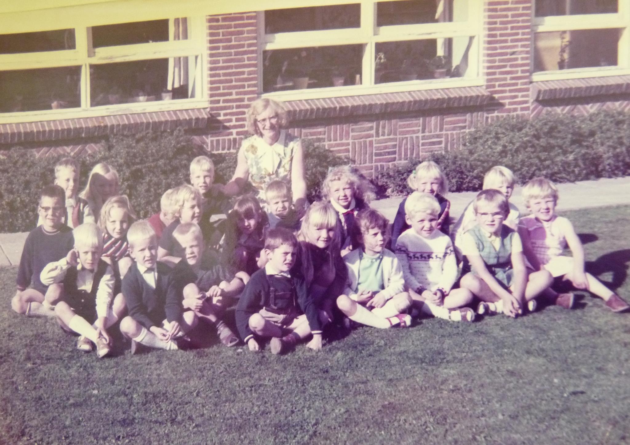 Nutsschool foto