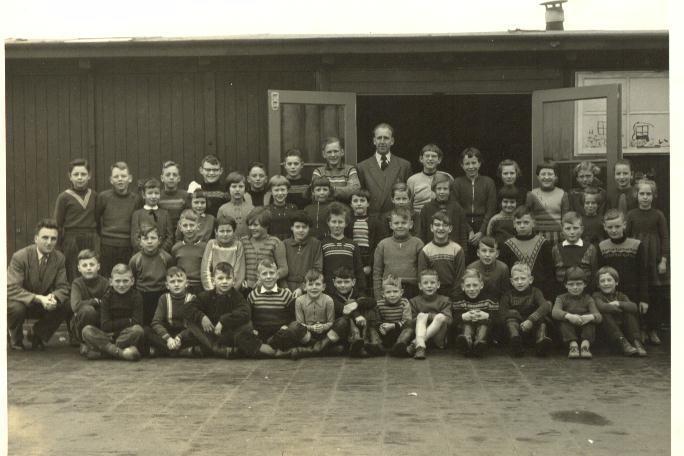 Ir AP Minderhoudschool foto