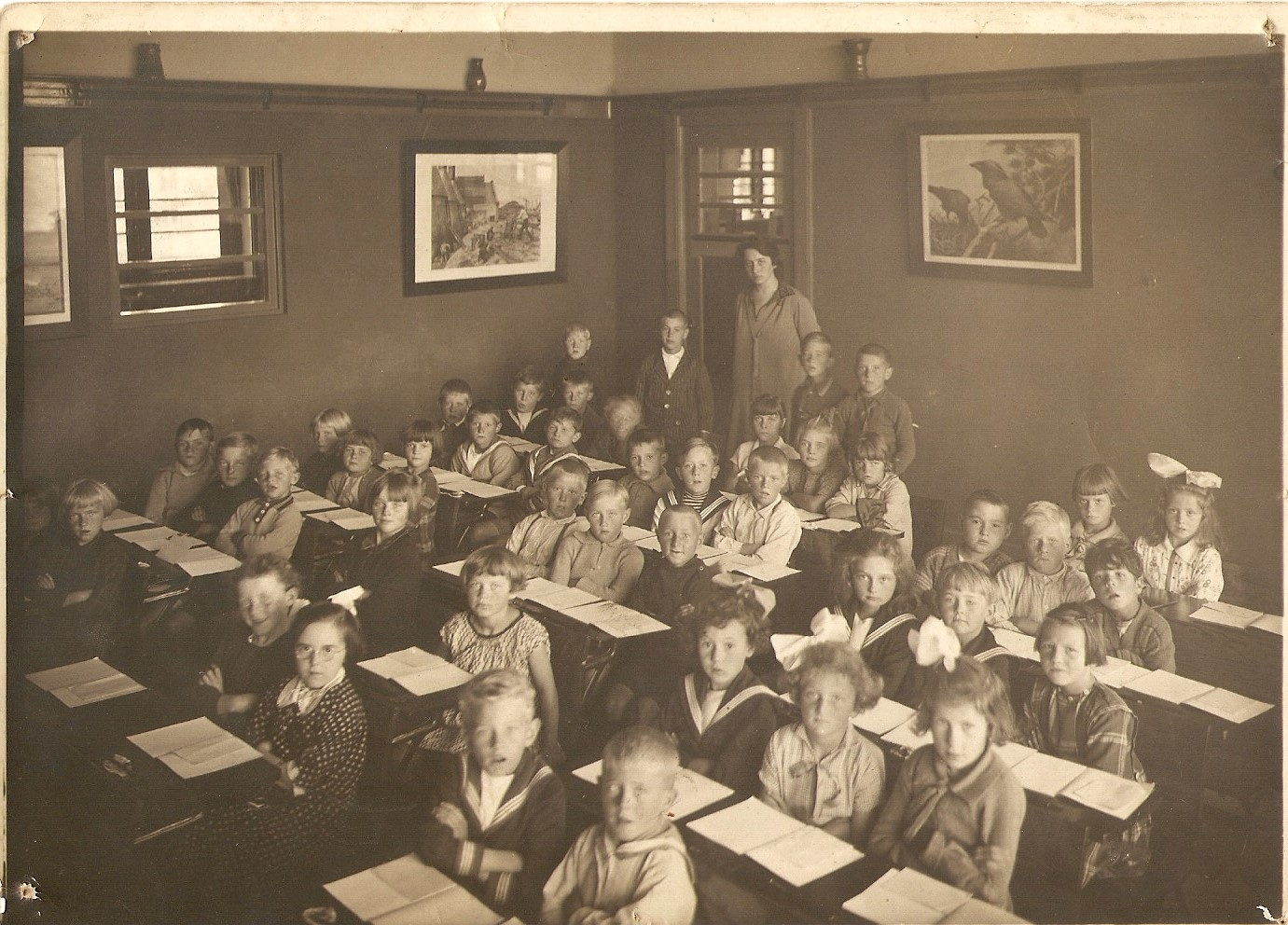 Wilhelminaschool / Oranje Nassauschool foto