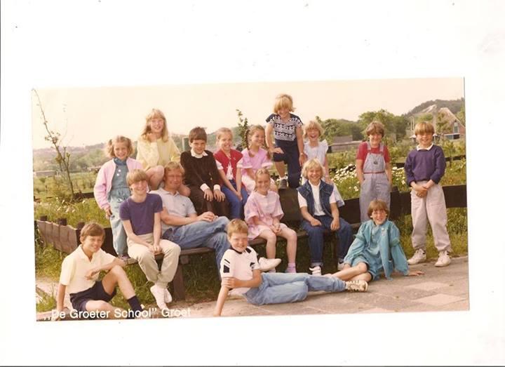 Groeterschool foto