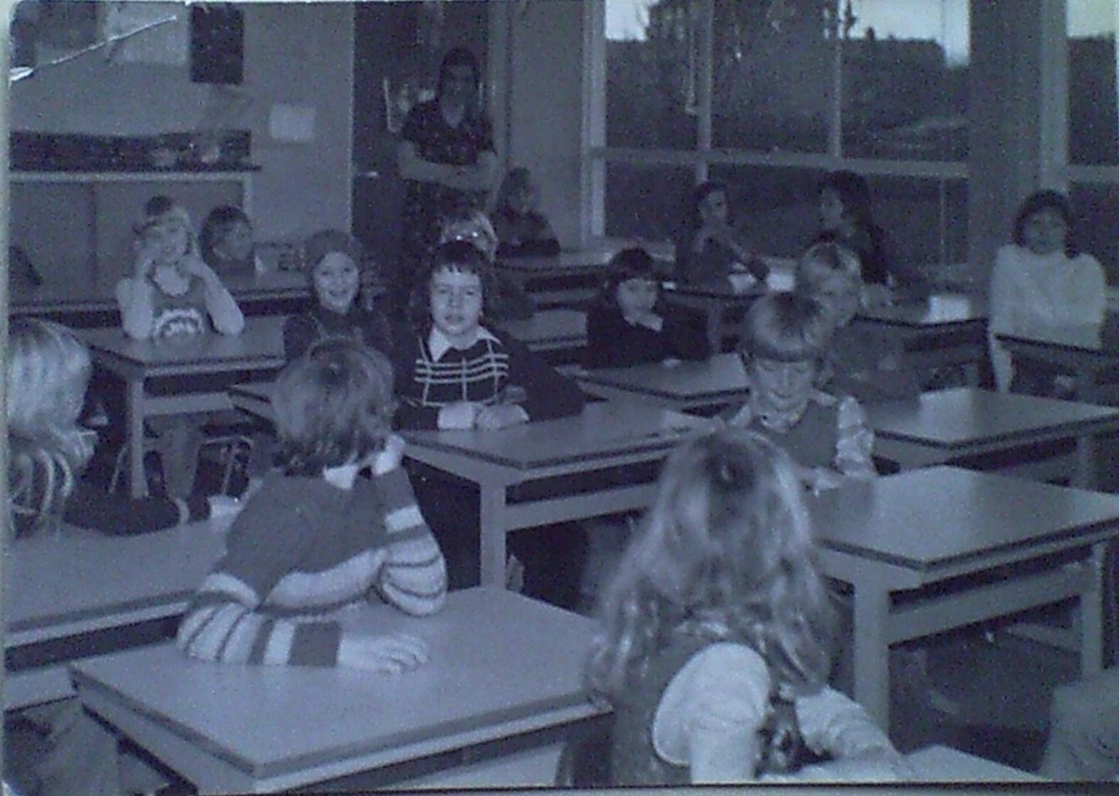 2e Gabrie Mehenschool foto
