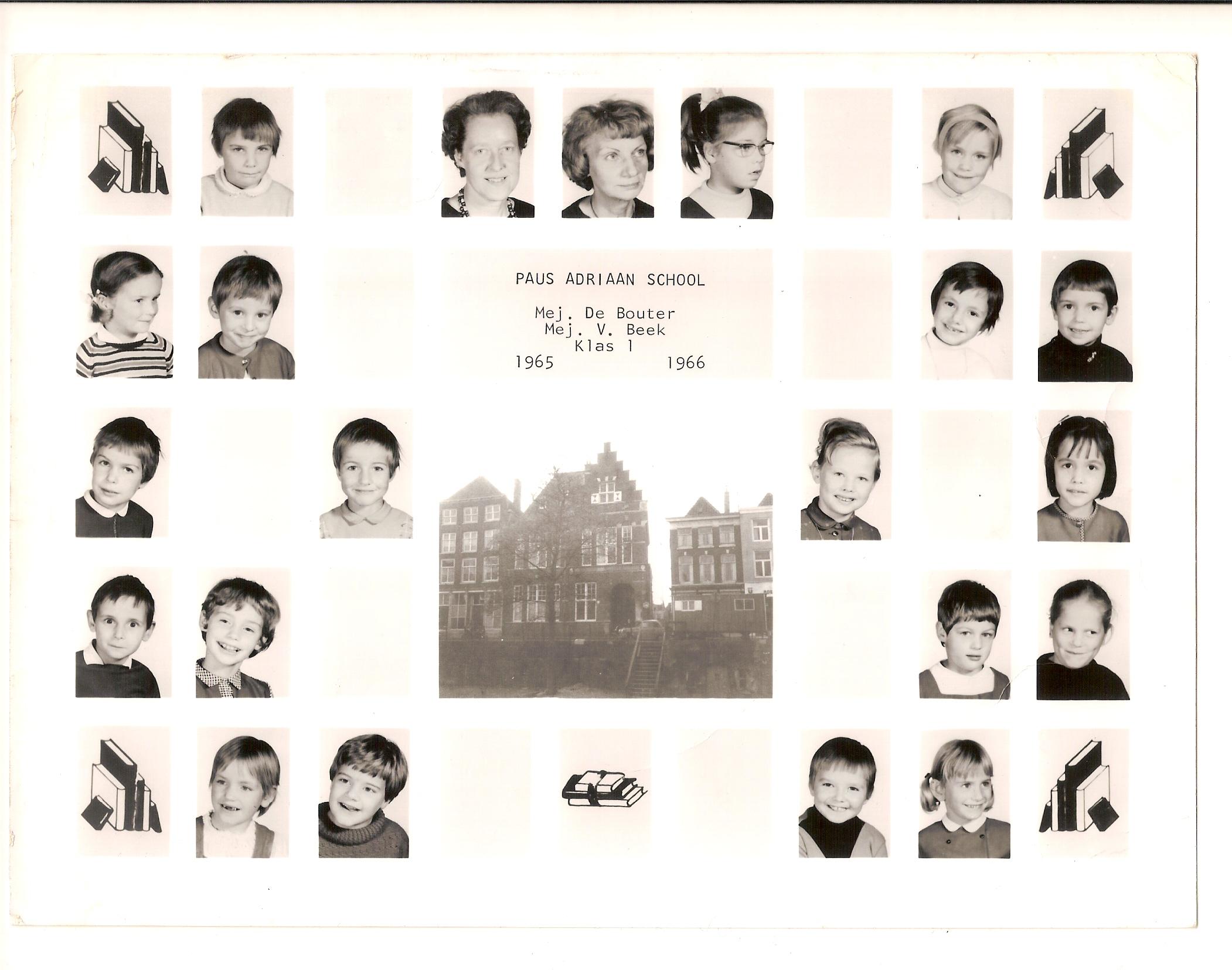Paus Adriaen Lagere School foto