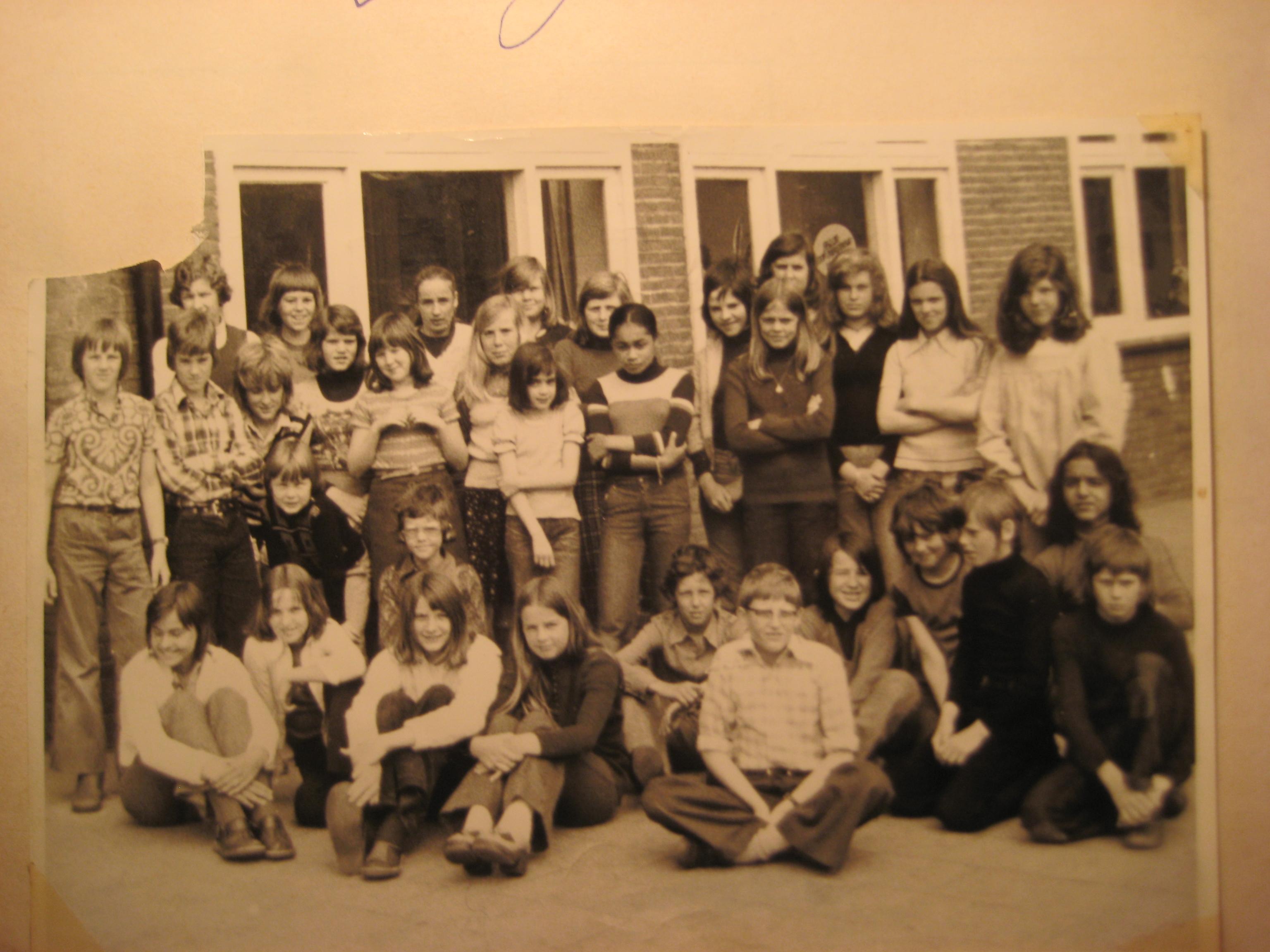 st.Petrus Canisiusschool Lag.Ond. foto