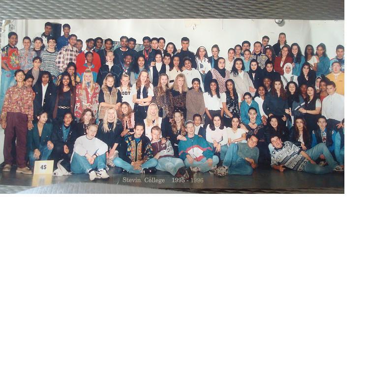 Scholengemeenschap Loevestein (voorheen MAVO en LEAO) foto