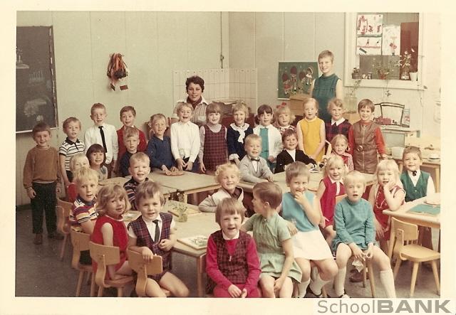 Burgemeester Wendelaarschool (nu Toermalijn KDV) foto