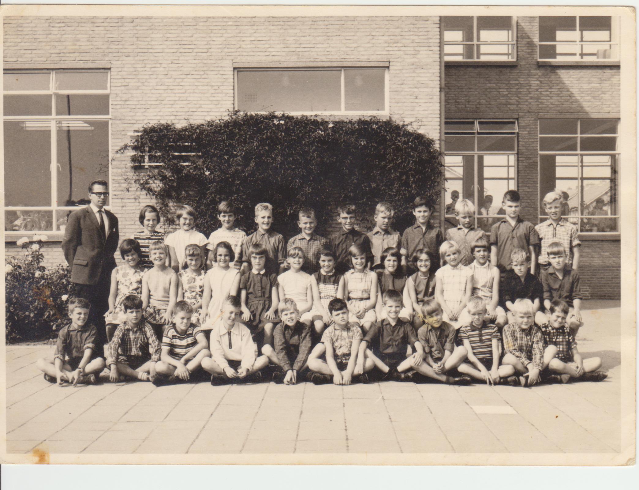 School met den Bijbel foto