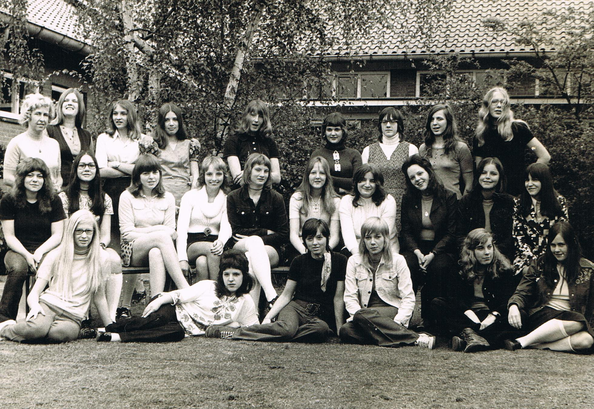 Amstelveense Huishoudschool foto