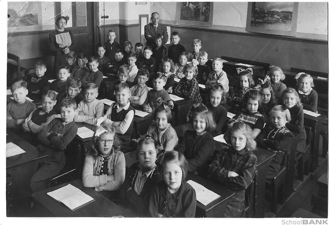 Gereformeerde Burgerschool voor L.O. foto