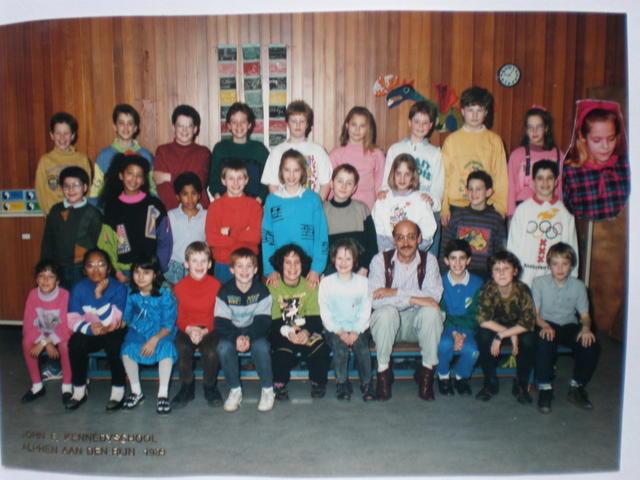J.F.K school foto