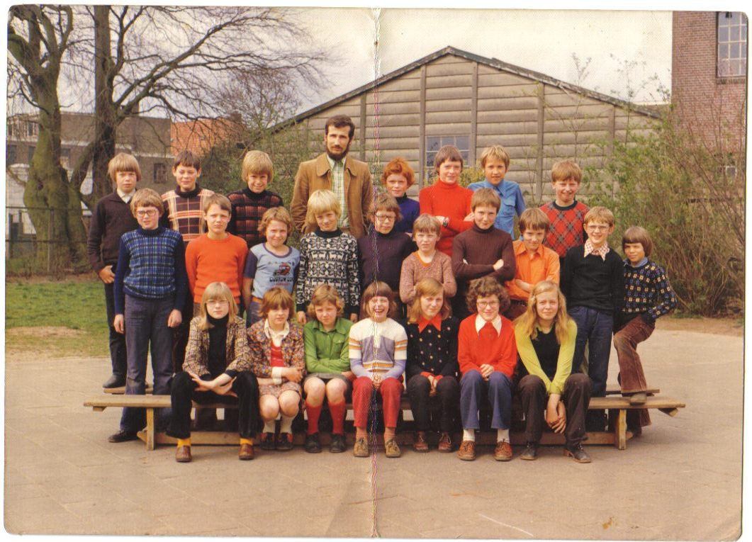 Johannes Calvijnschool foto