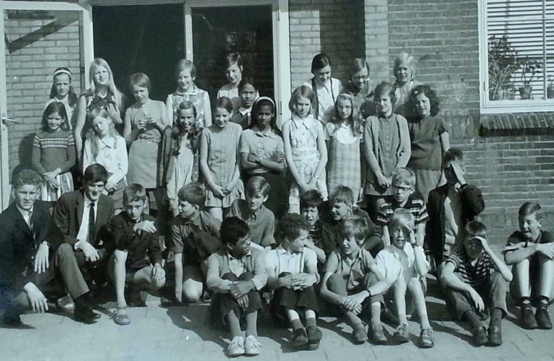 School Met De Bijbel De Rank foto