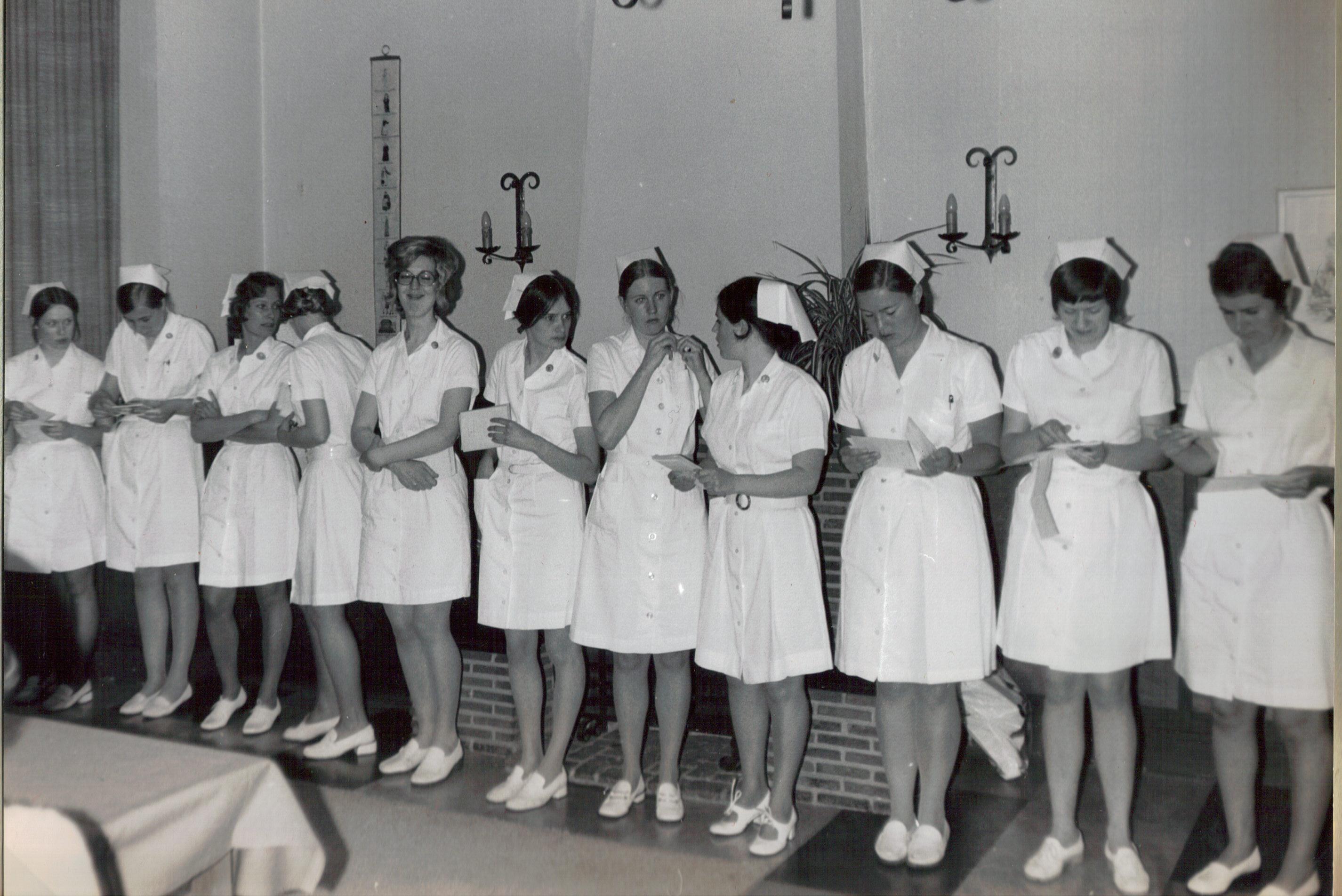katholieke opleiding voor verpleegkundigen foto