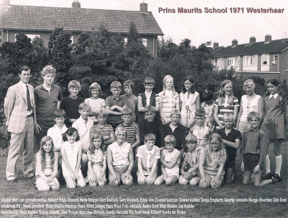 Prins Mauritsschool foto
