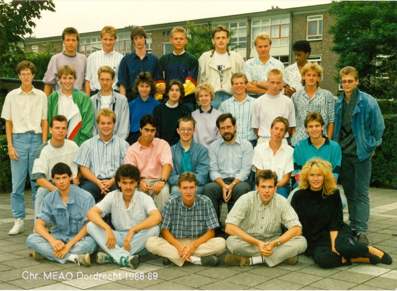 Biesbosch College, MEAO foto
