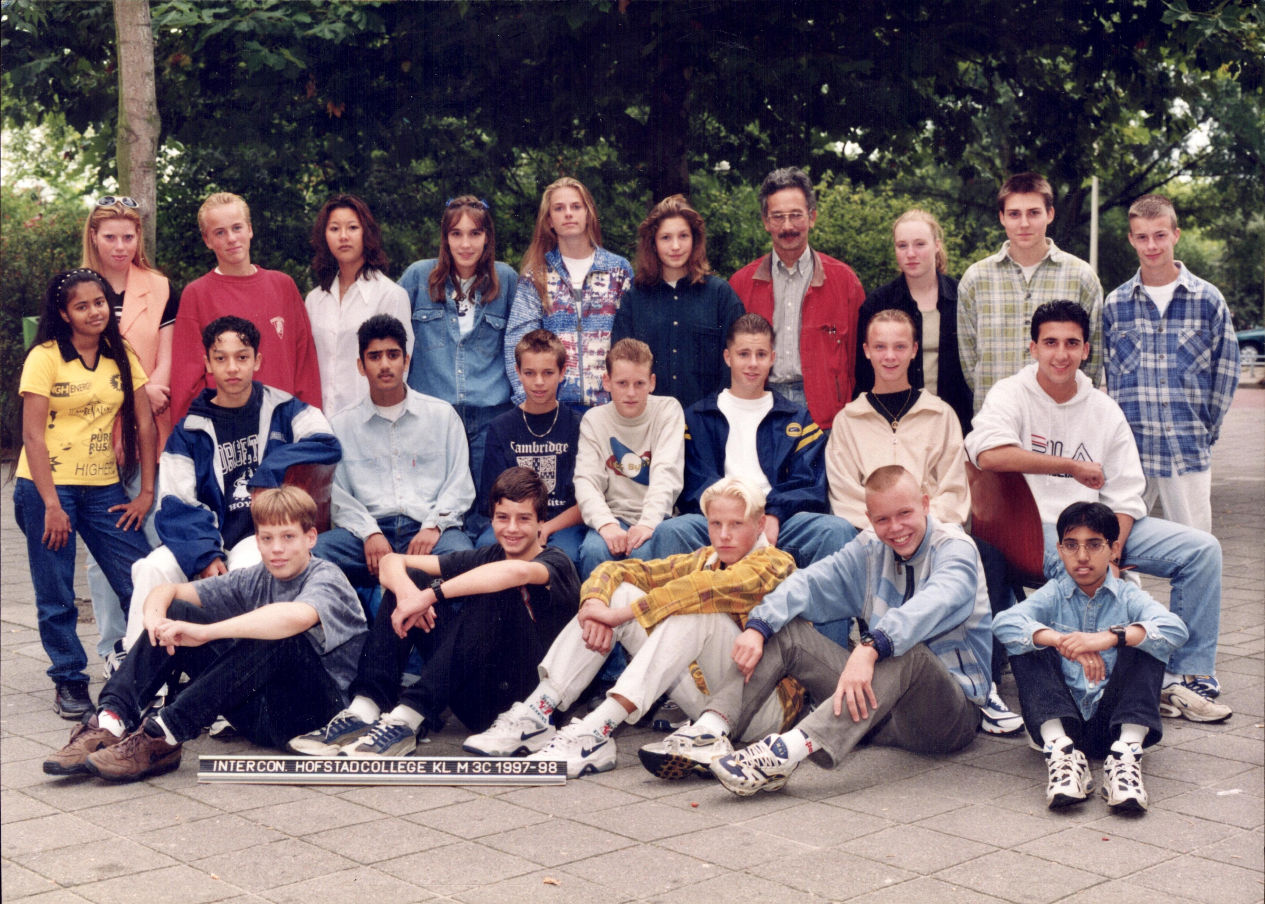 Interconf Hofstadcollege foto