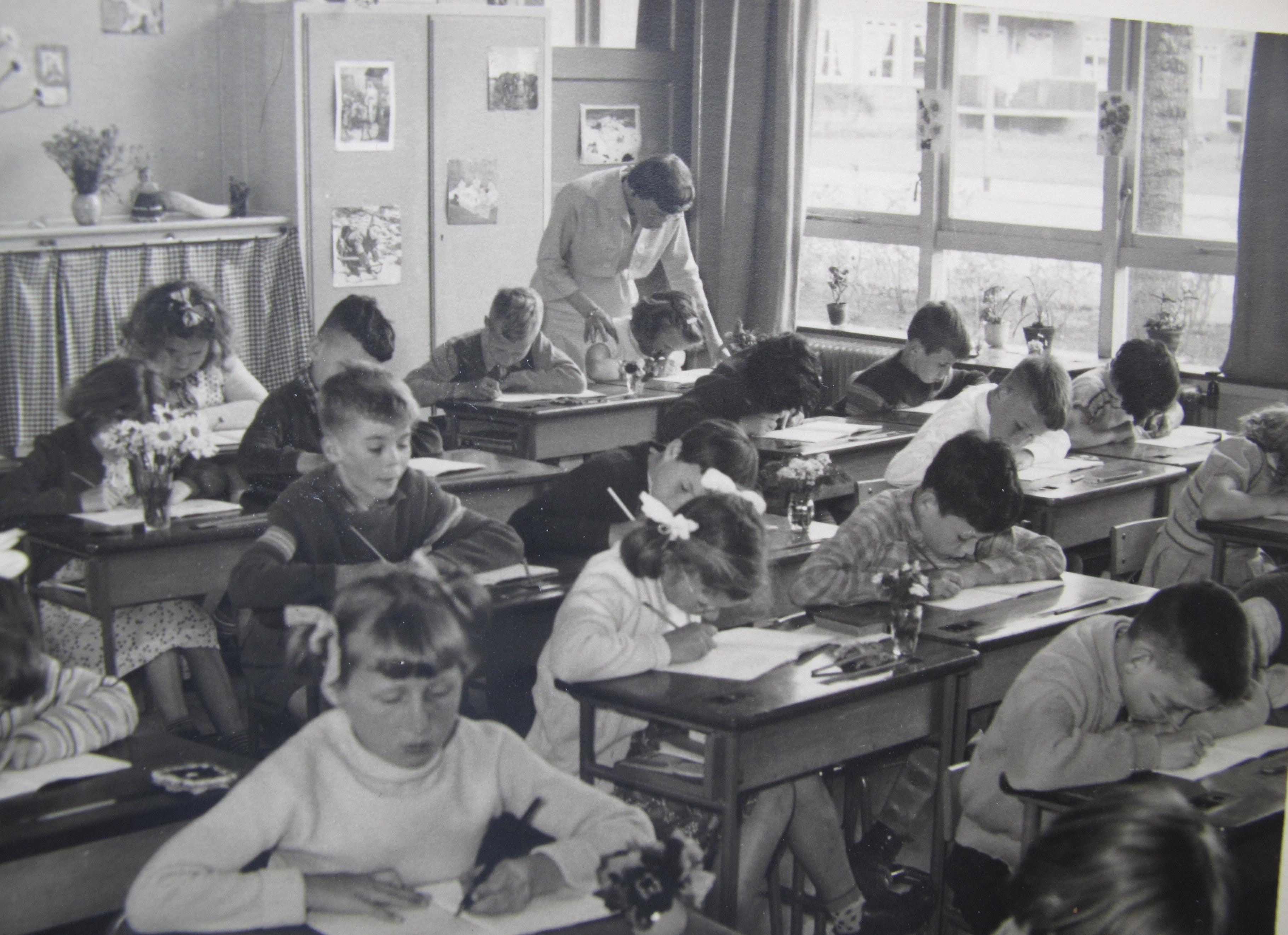 Goede Herderschool (voorheen Prinses Irene School) foto