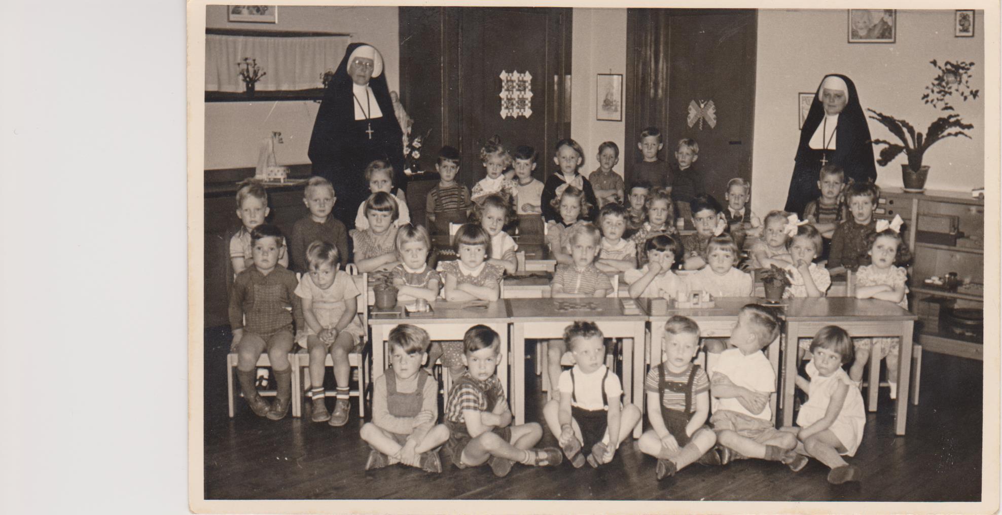 maria kleuterschool foto