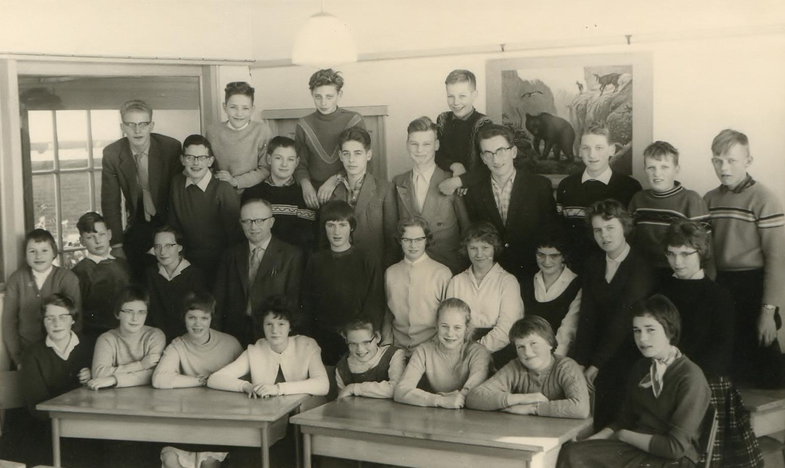 Linnaeusschool MAVO/MULO/ULO foto