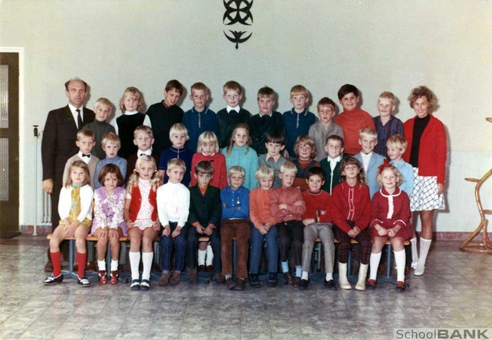 Oranjeschool foto
