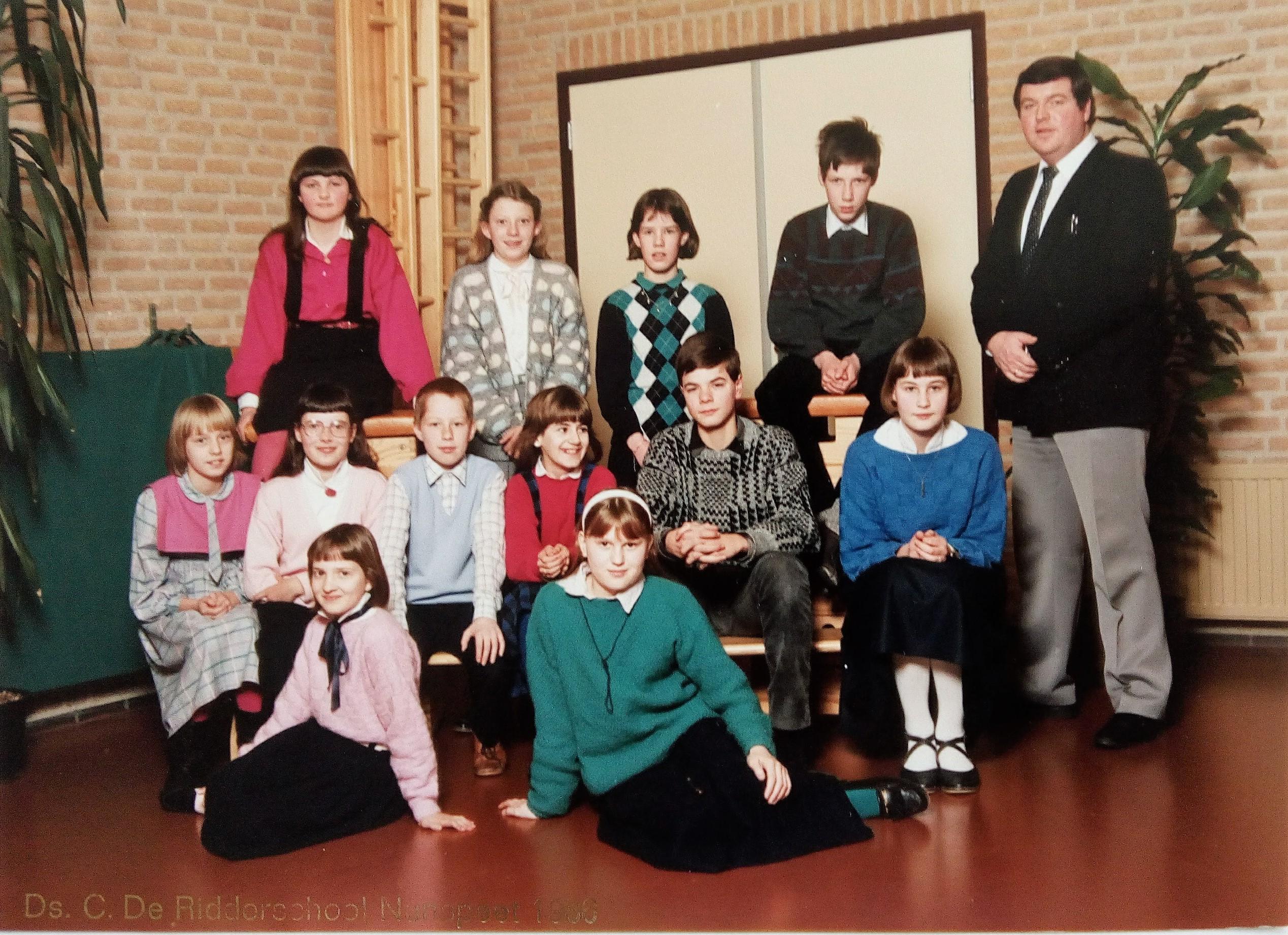 Ds C De Ridderschool foto