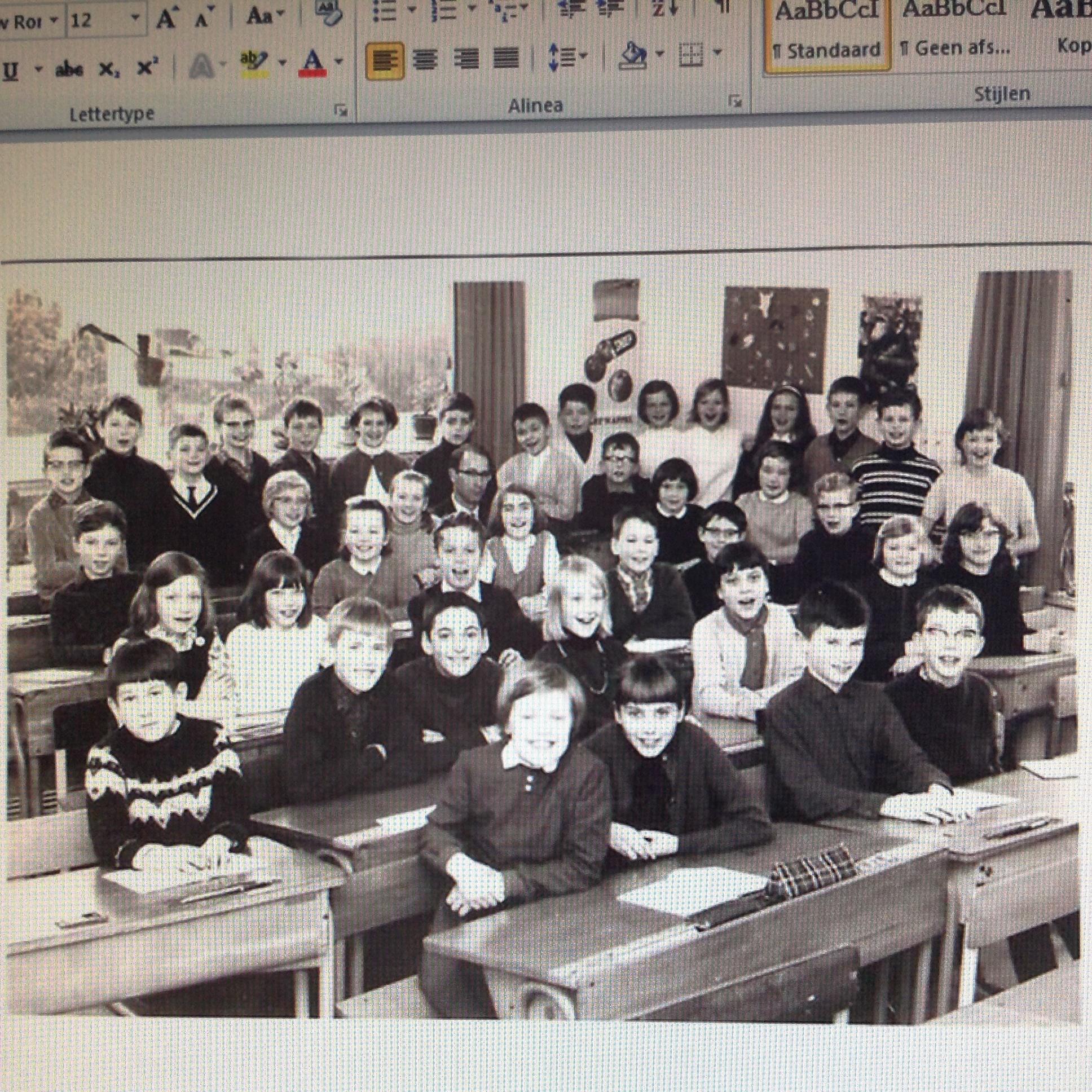 Vondelschool foto