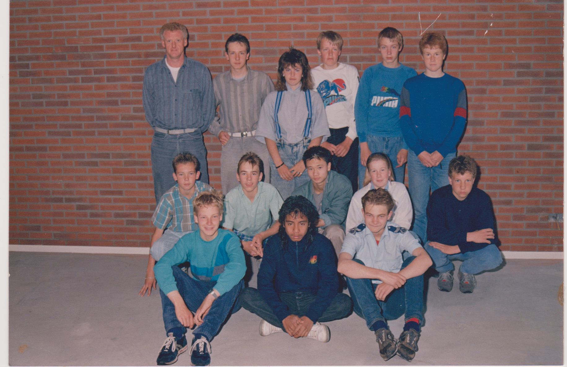 Prof Dr L van Gelderschool foto