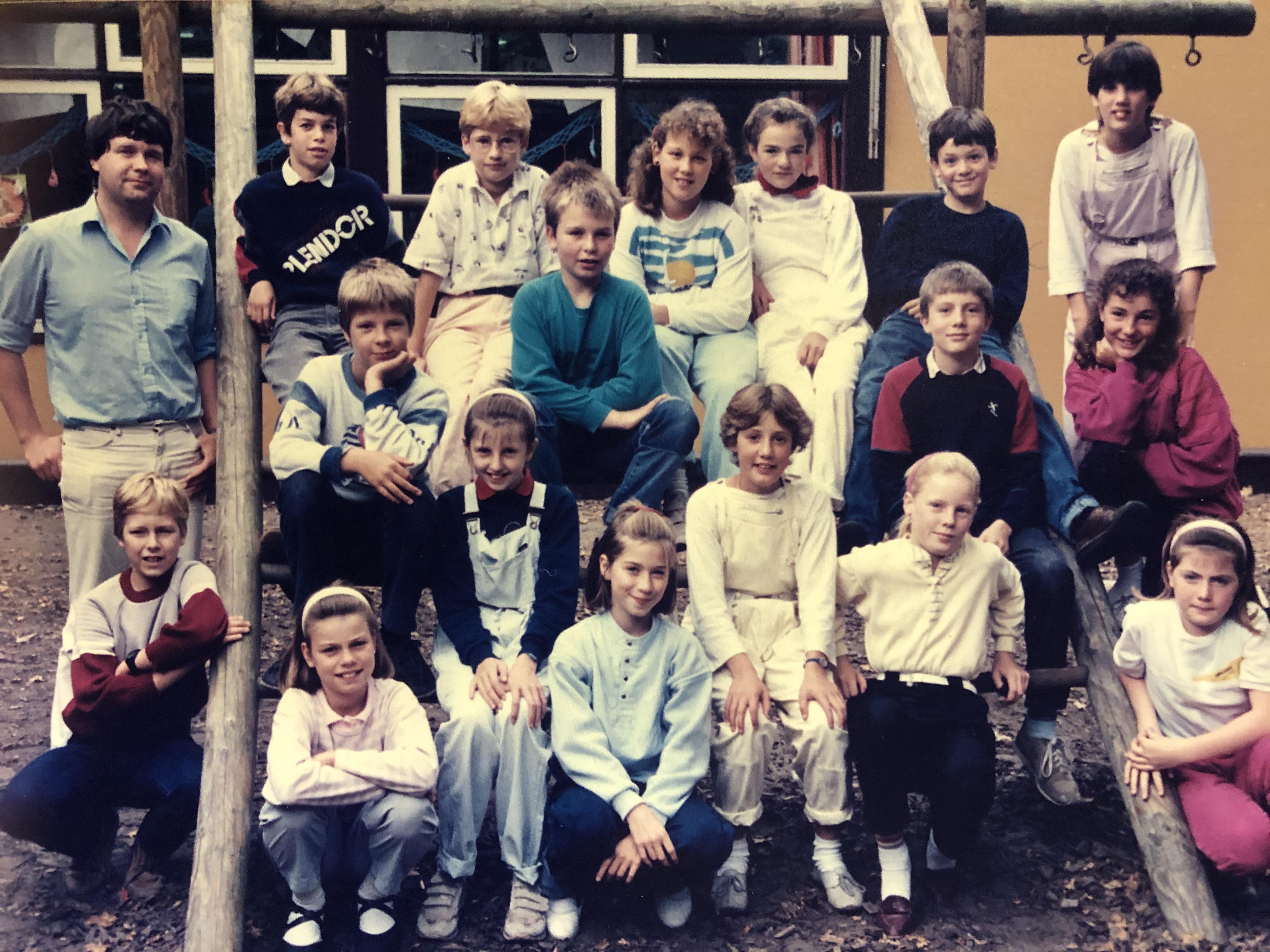 Duinrandschool foto