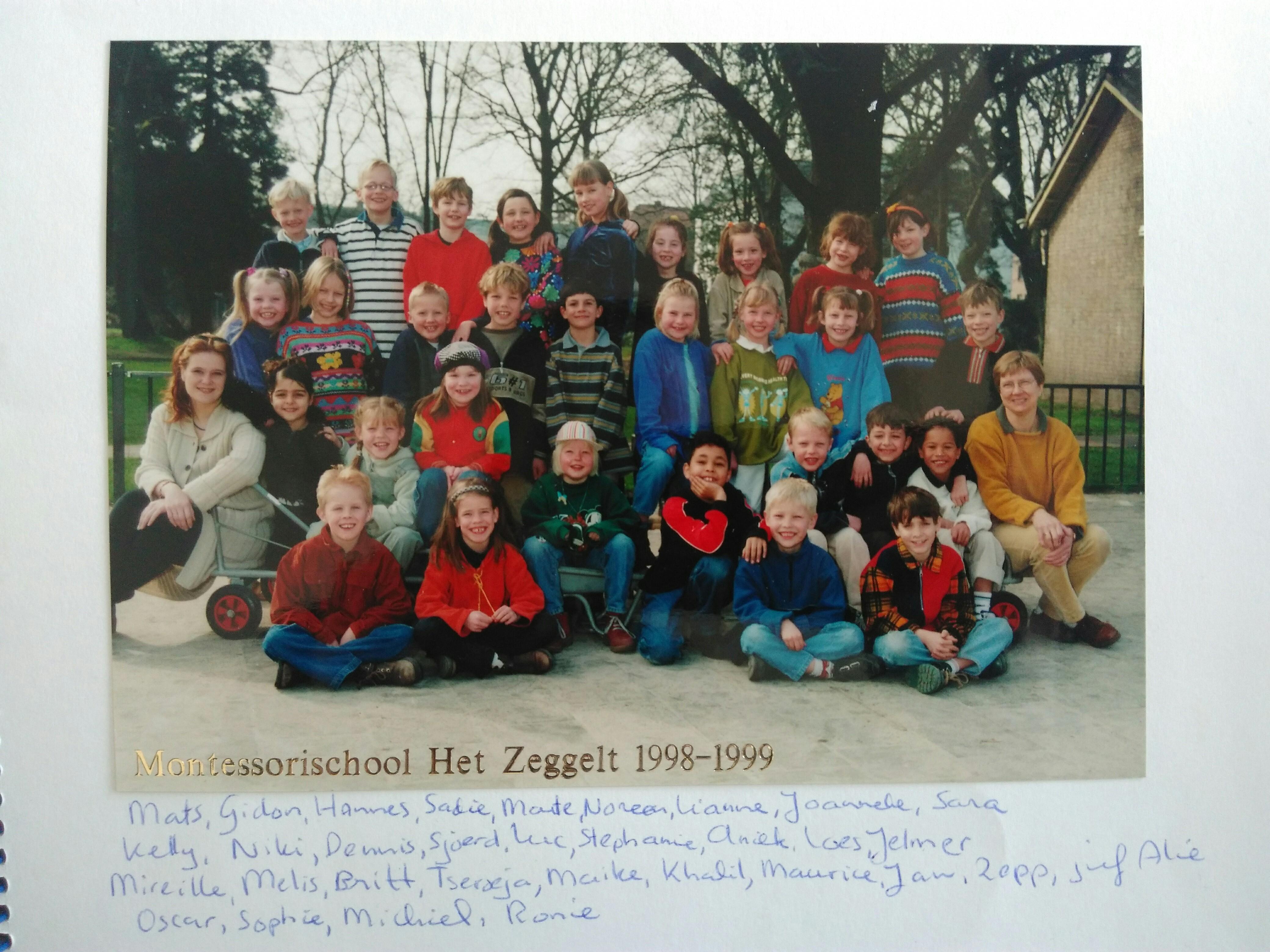 Het Zeggelt Montessori-School foto