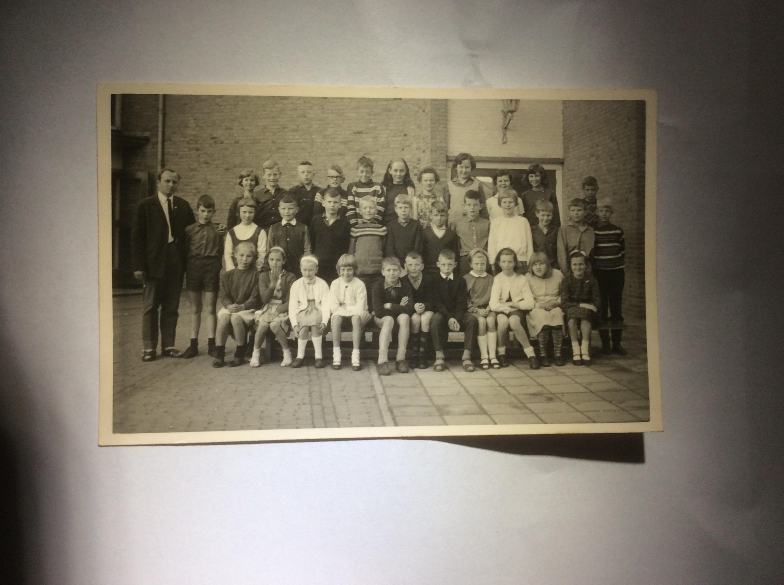 Burg Wessels Boerschool foto