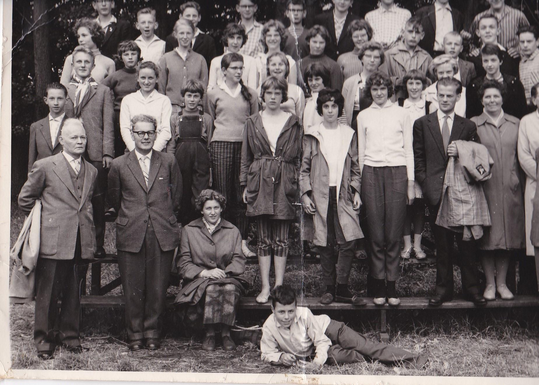 S. de Vriesschool voor MAVO foto