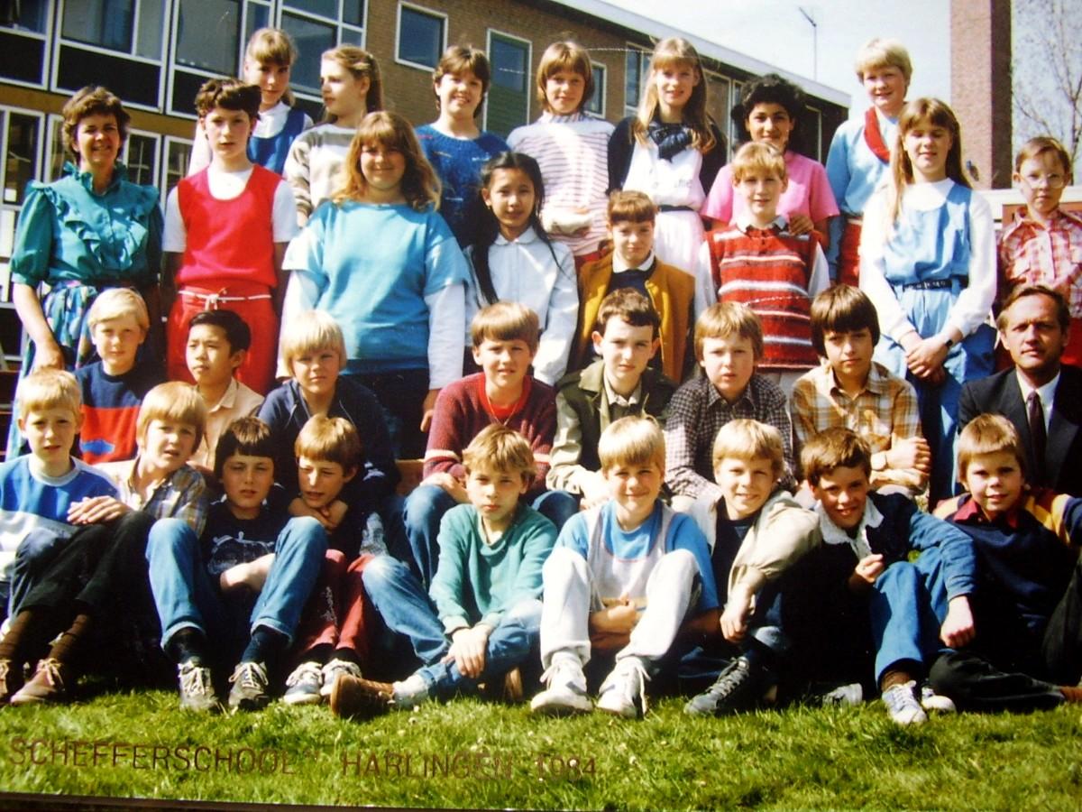 Schefferschool foto