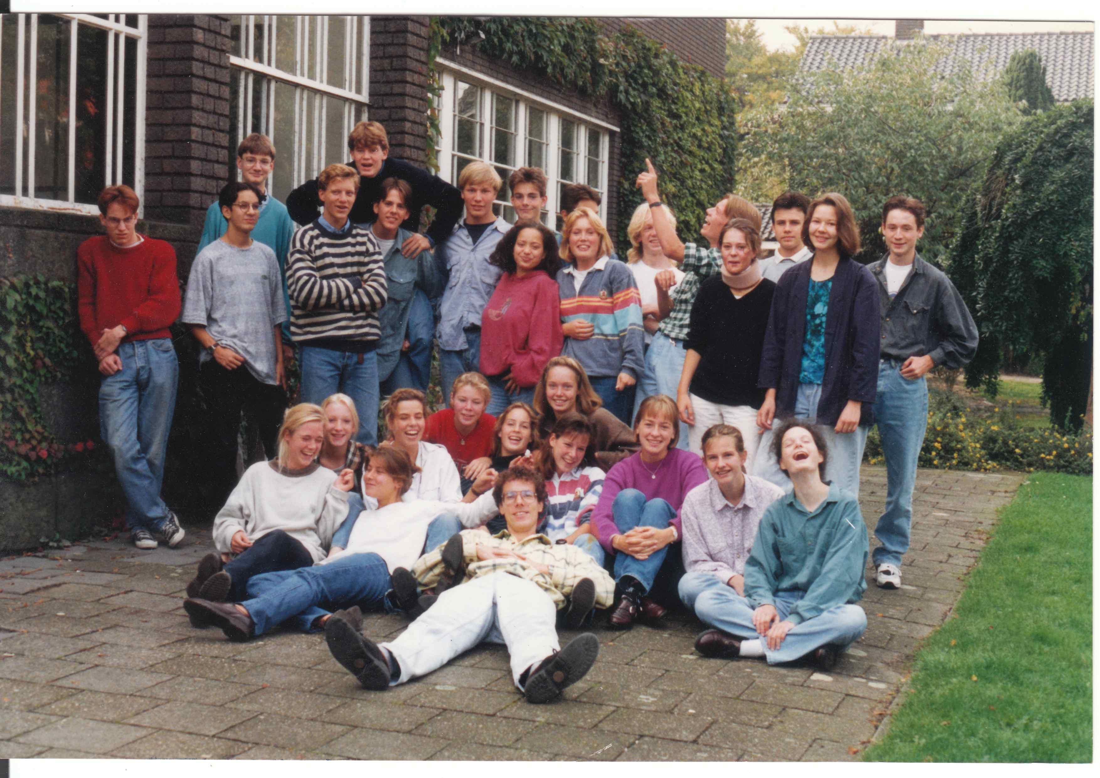 Stedelijk Gymnasium foto