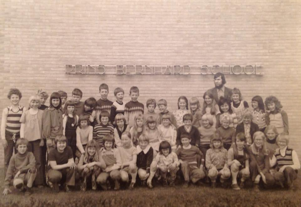 Prins Bernhard school foto