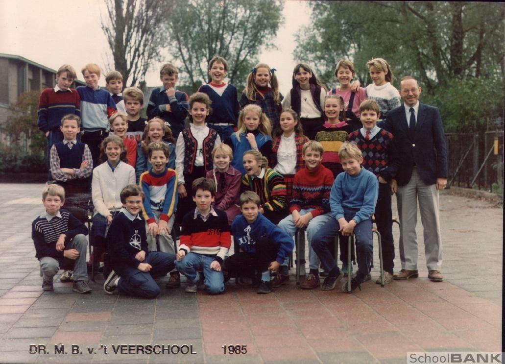Dr M B van t Veerschool foto