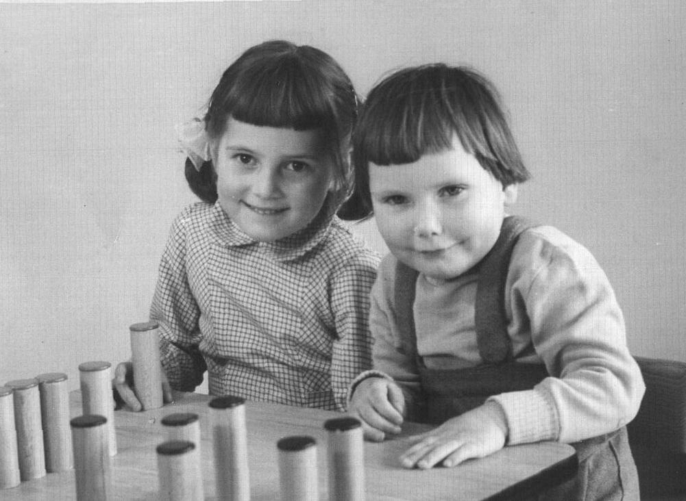 Maria Montessori  Kleuterschool foto