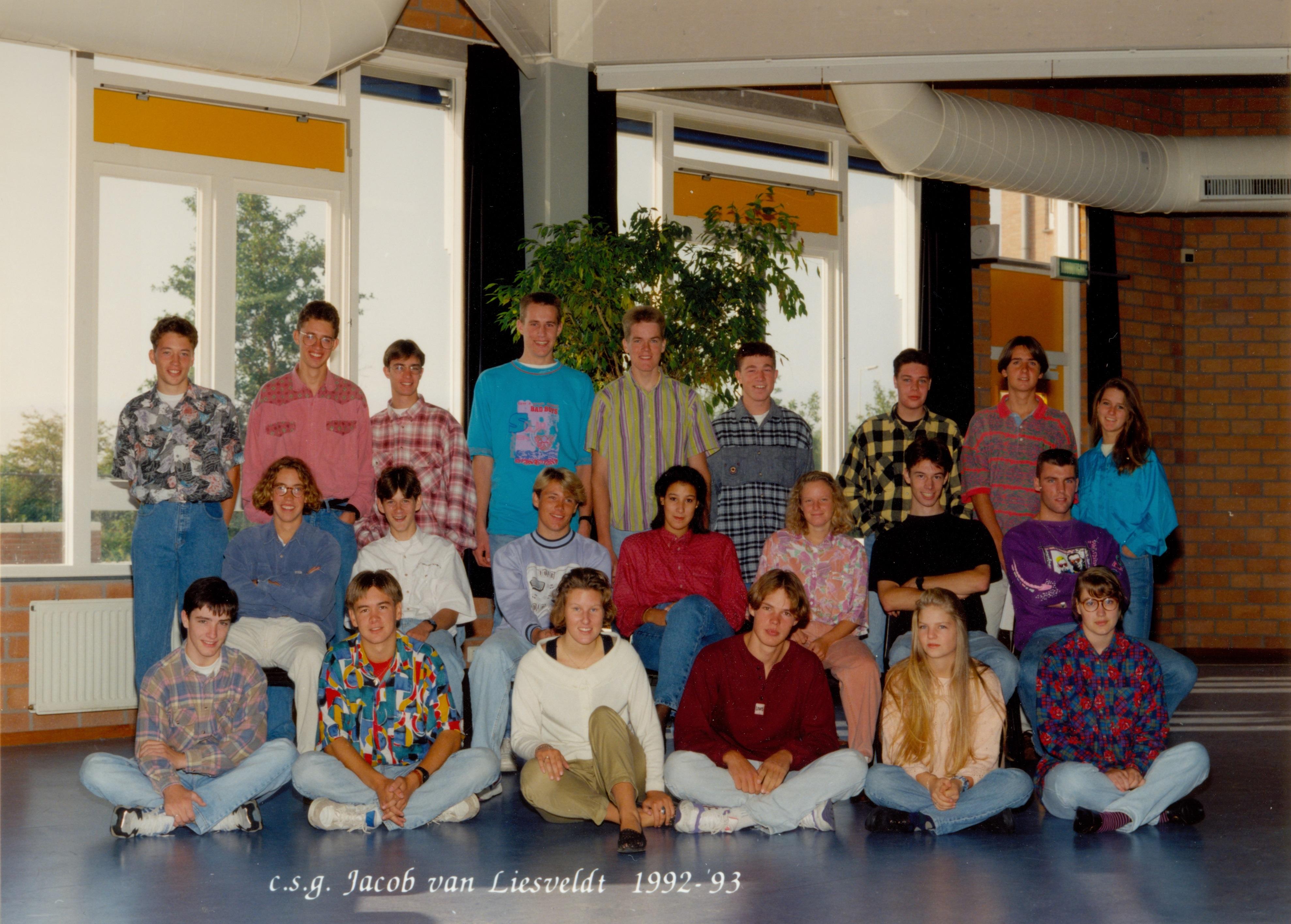 Christ. Scholengemeendschap Jacob van Liesveldt foto