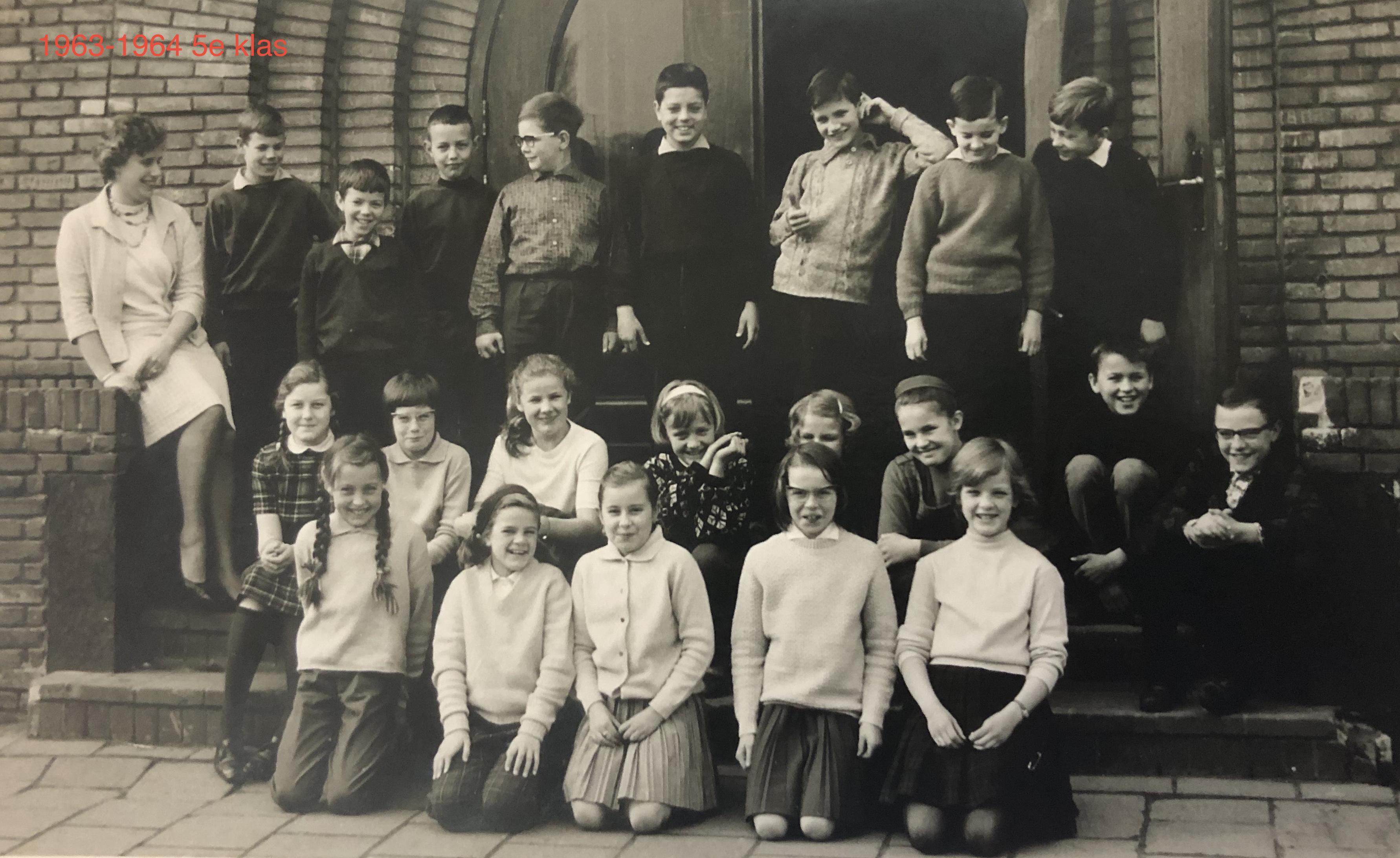 Jacob Marisschool foto