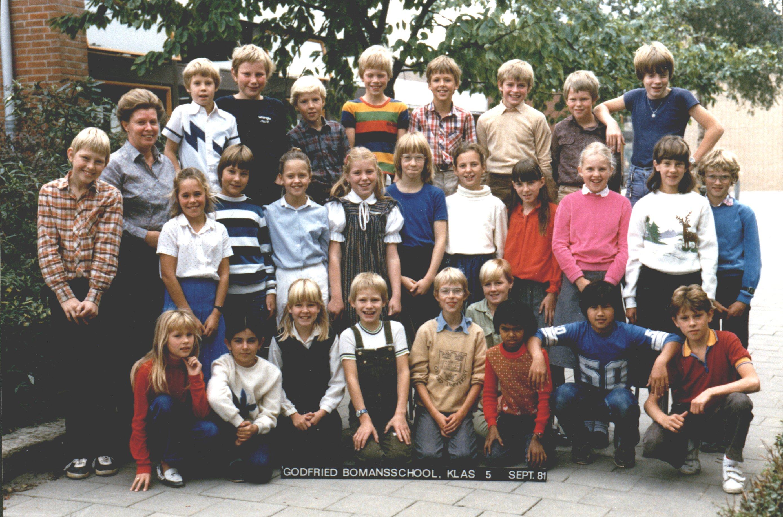 Godfried Bomansschool foto